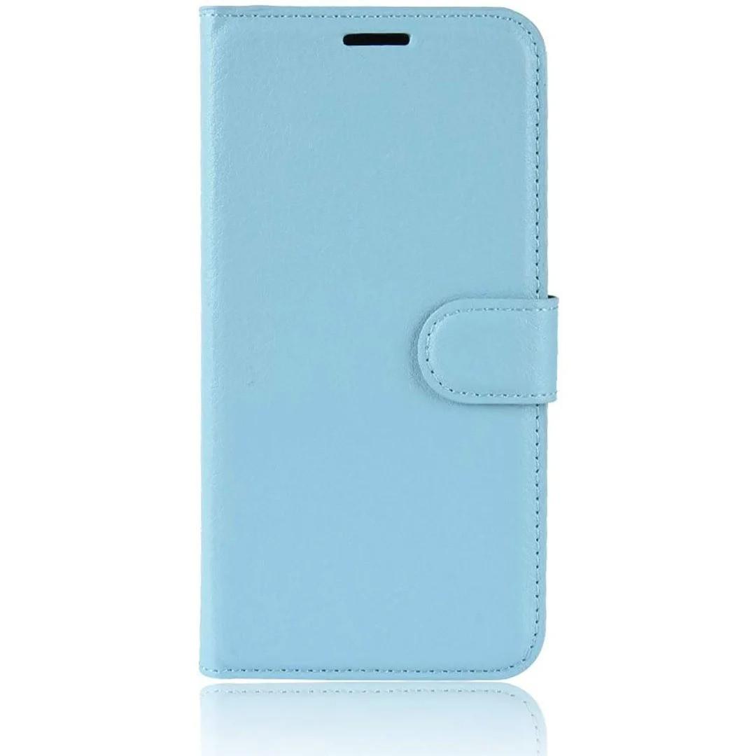 Чехол-книжка Litchie Wallet для Samsung A202 Galaxy A20e Blue (hub_uUHg55577)