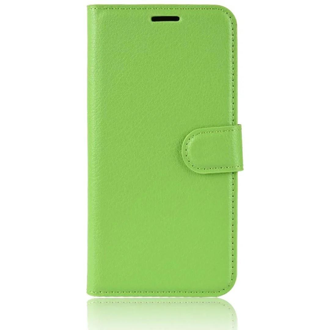 Чехол-книжка Litchie Wallet для Samsung A202 Galaxy A20e Green (hub_pYdB93890)