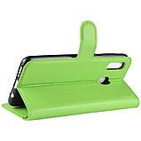 Чехол-книжка Litchie Wallet для Samsung A202 Galaxy A20e Green (hub_pYdB93890), фото 5