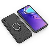 Чехол Ring Armor для Samsung M105 Galaxy M10 Черный (hub_OaIo90786), фото 5