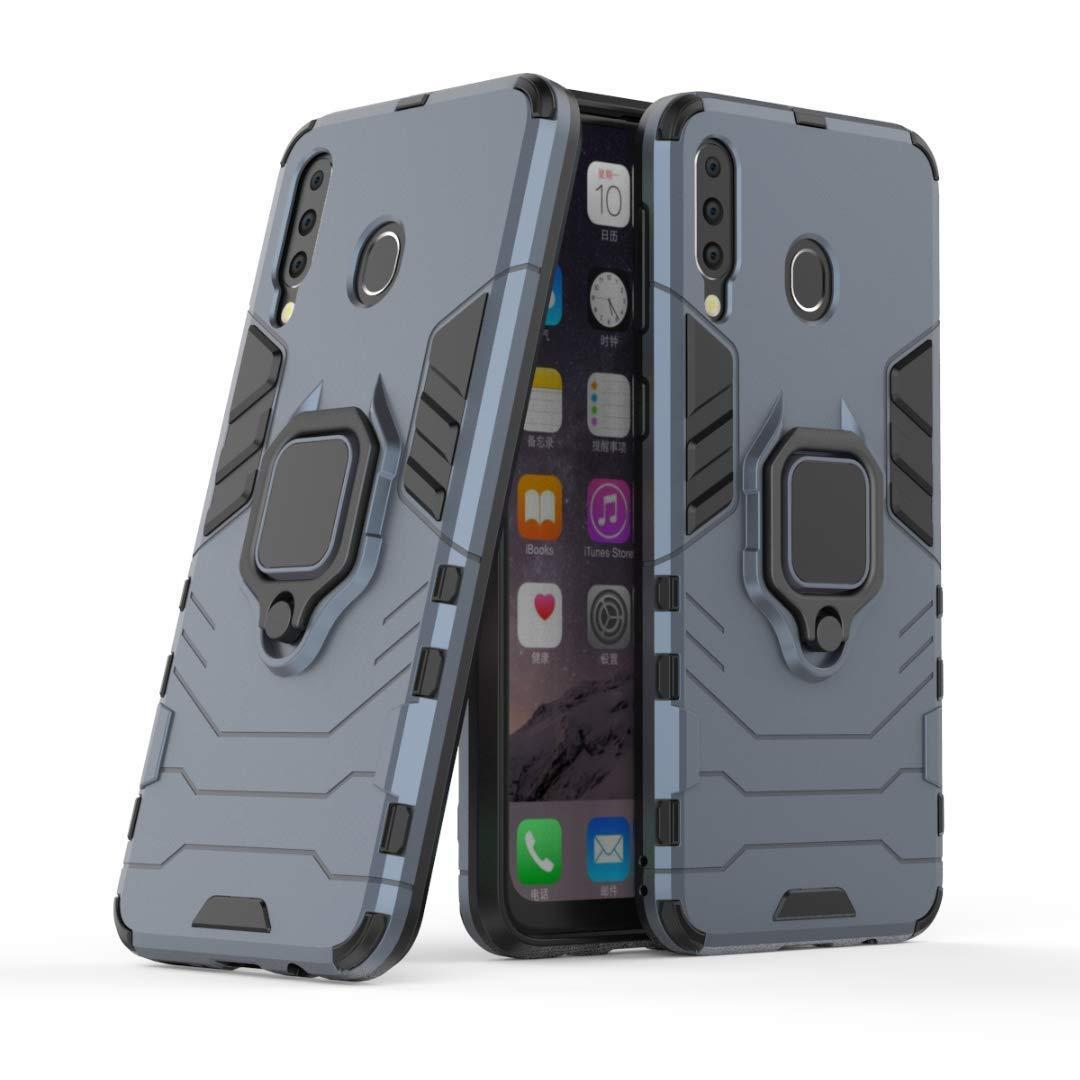 Чохол Ring Armor для Samsung M305 Galaxy M30 / A40s Синій (hub_EkHB58675)