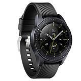 Ремешок BeWatch шириной 20 мм для Samsung Galaxy Active 2   Galaxy watch 3 41 мм Черный (1012101), фото 3