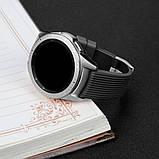Ремешок BeWatch шириной 20 мм для Samsung Galaxy Active 2   Galaxy watch 3 41 мм Черный (1012101), фото 7
