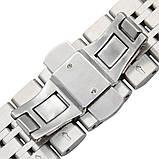 Ремінець BeWatch classic сталевий Link для Samsung Galaxy Watch 46 мм   Galaxy Watch 3 45 mm Срібло-Рожеве, фото 5