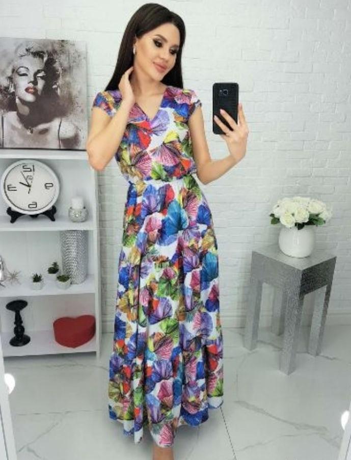Женское платье, супер - софт, р-р 42; 44; 46; 48