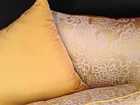 Подушка желтая Jab