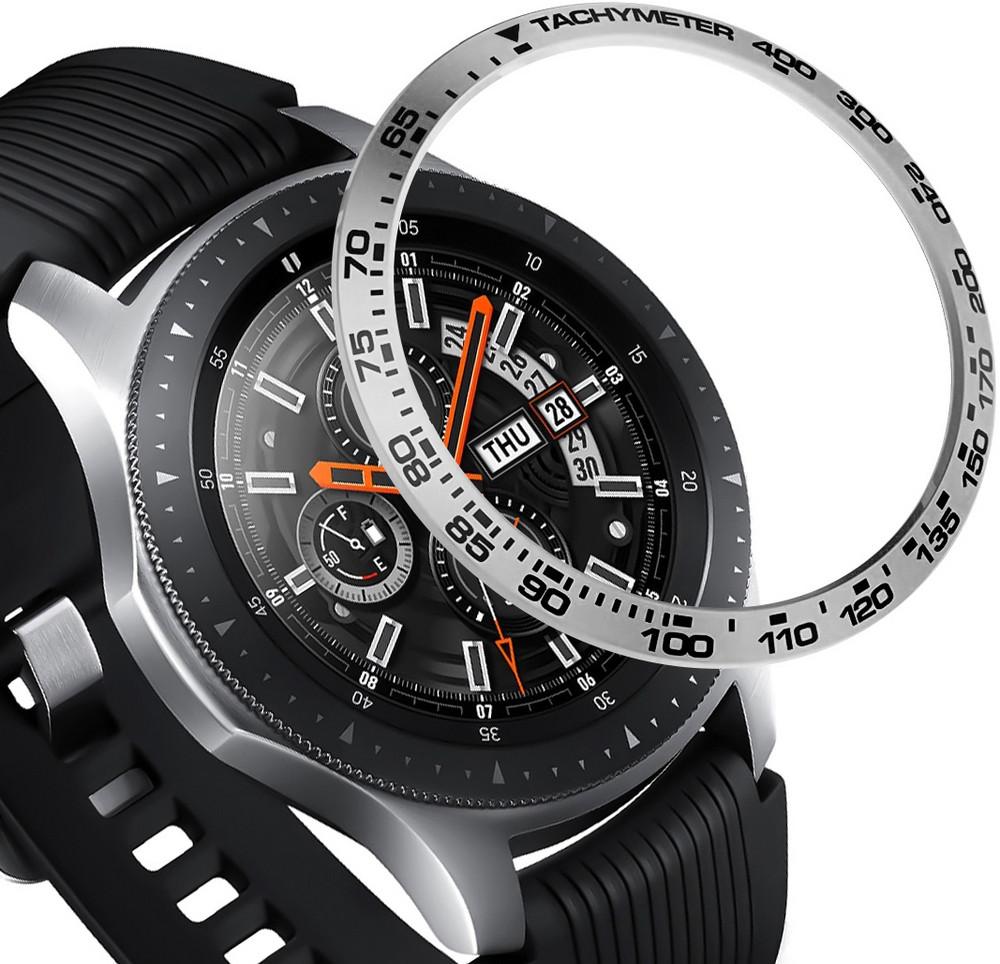 Безель для Samsung Galaxy Watch 46mm Speed Срібло (1029711)