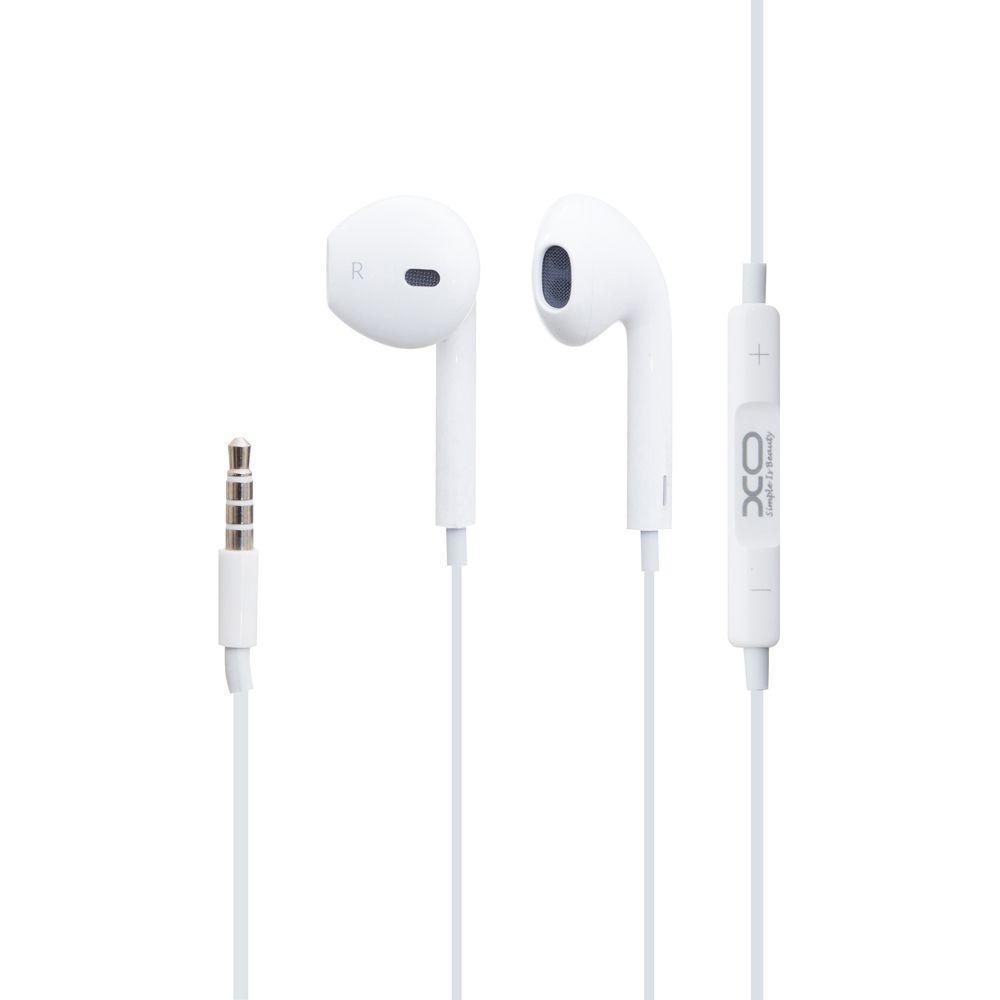 Навушники XO S31 гарнітура для телефону Білий