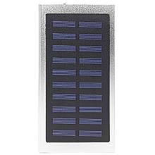 Повербанк Cube Solar Water Silver 20000 mAh портативний (258-10380)