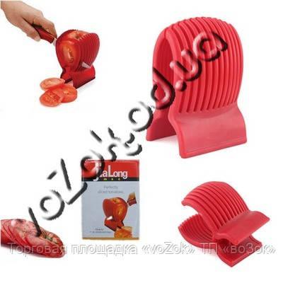 Держатель для нарезки томатов и цитрусовых JiaLong Perfectly Slice Tomatoes