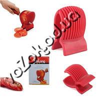 Держатель для нарезки томатов и цитрусовых JiaLong Perfectly Slice Tomatoes, фото 1