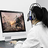 Наушники Borofone BO100 PC игровая гарнитура для компьютера Черный, фото 5