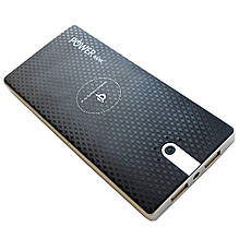 УМБ Qi Power Bank T-8000 2 USB 10000mAh Black (arbc5957)