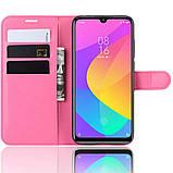Чехол-книжка Litchie Wallet для Xiaomi Mi A3 / Mi CC9e Rose (hub_ChBf08514), фото 4
