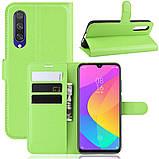 Чехол-книжка Litchie Wallet для Xiaomi Mi A3 / Mi CC9e Green (hub_TRgO47749), фото 2