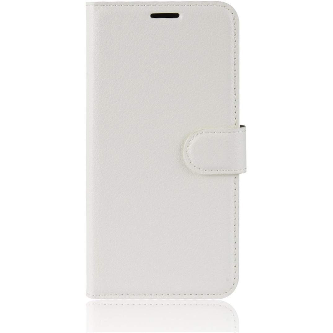 Чехол-книжка Litchie Wallet для Xiaomi Mi A3 Lite / Mi CC9 White (hub_huSI33674)