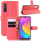 Чехол-книжка Litchie Wallet для Xiaomi Mi A3 Lite / Mi CC9 Red (hub_fUOI74365), фото 2