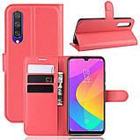 Чохол-книжка Litchie Wallet для Xiaomi Mi A3 Lite / Mi CC9 Red (hub_fUOI74365), фото 2