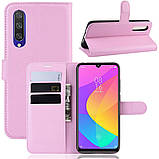 Чехол-книжка Litchie Wallet для Xiaomi Mi A3 Lite / Mi CC9 Pink (hub_fcks18967), фото 2
