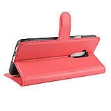 Чохол-книжка Litchie Wallet для OnePlus 7T Pro Red (hub_kozs20699), фото 5
