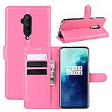 Чехол-книжка Litchie Wallet для OnePlus 7T Pro Rose (hub_ImCa73966), фото 3