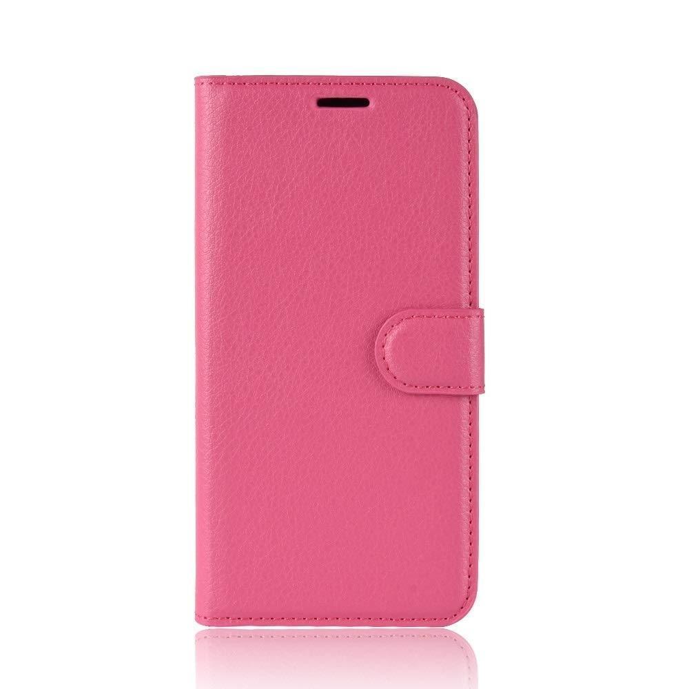 Чехол-книжка Litchie Wallet для OnePlus 7T Rose (hub_LbXX22515)
