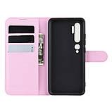 Чохол-книжка Litchie Wallet для Xiaomi Mi Note 10 / Mi Note 10 Pro / CC9 Pro Pink (hub_mlgX26608), фото 3