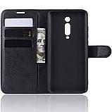 Чехол-книжка Litchie Wallet для Xiaomi Mi 9T / Mi 9T Pro / Redmi K20 / K20 Pro Black (hub_frPp46708), фото 7