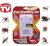 Электронный отпугиватель грызунов Riddex Pest Repelling Aid (GIPS), Отпугиватели грызунов и насекомых