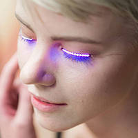 Подсветка для ресниц LED Lashes (GIPS), Косметика декоративная