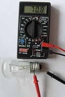 Цифровой мультиметр тестер DT-830В (GIPS), Измерительные приборы