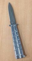 Нож-бабочка 22,5см J-334 (GIPS), Ножи, топоры, мультитулы