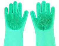 Силіконові рукавички для миття посуду Better Glove, садові рукавички