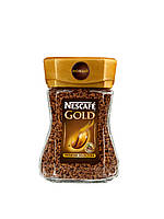 Кофе растворимый Nescafe Gold 50 г. с/б