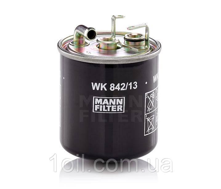 Фільтр паливний MANN WK842/13 (аналог KL100/2)