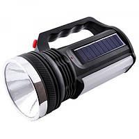 Фонарь + лампа аккумуляторный от сети и от солнца (GIPS), Фонари ручные