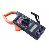 Мультиметр токоизмерительные клещи DT 266C (GIPS), Измерительные приборы