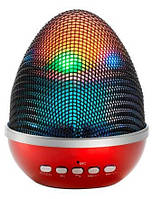 Портативная колонка WS-1802 Bluetooth (GIPS), Колонки портативные