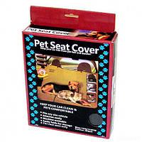 Накидка на заднє сидіння для тварин Pet Seat Cover, Pet Hut