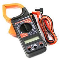 Мультиметр токоизмерительные клещи DT 266 (GIPS), Измерительные приборы