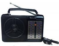 Радиоприёмник всеволновой GOLON RX-607 AC (GIPS), Колонки портативные