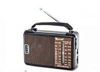 GOLON RX-608 CW Радиоприёмник всеволновой (GIPS), Колонки портативные