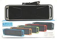 Портативная стерео bluetooth колонка HDY-556 (GIPS), Колонки портативные