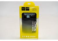 Внешний аккумулятор HOCO B29 Domon (10000mAh) Black (GIPS), Внешние аккумуляторы Power Bank