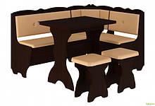 Кухонный уголок Лорд (с раскл.столом) Пехотин
