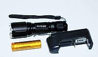 Тактический фонарь Bailong BL-1860-T6 50000W (GIPS), Фонари ручные