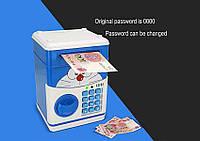 (GIPS), Дитяча електронна скарбничка сейф з кодовим замком і купюропріємником