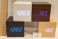 Электронные настольные часы ZJ-008-5 (GIPS), Часы настольные, метеостанции