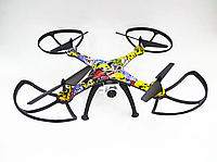 (GIPS), Квадрокоптер Pioneer CD622/623W з камерою WiFi