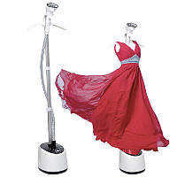 Вертикальный отпариватель для одежды LEXICAL LSR-1201 1800W, 4 уровня настройки пара, Вертикальный